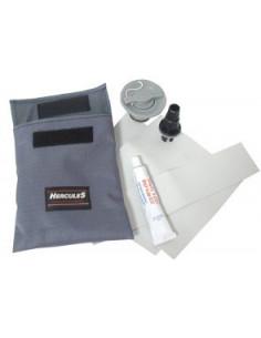 Housse plastique pour taquet coinceur Pour taquet coinceur 3-8mm Couleur noire
