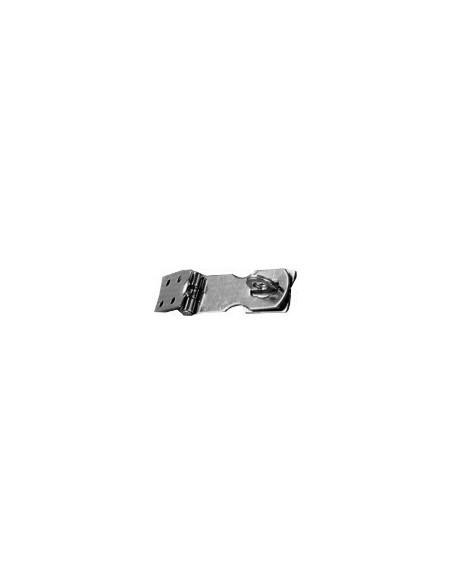 Taquets polyamide 60x19mm, blanc