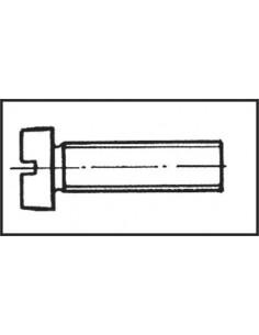 Passe-coque avec collerette flush Ø20,5mm