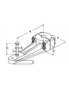 Convertisseur Solo 24V/230VAC - 2300VA