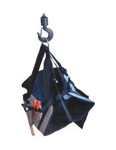 Antivol inox pour moteurs hors-bord, L:285mm