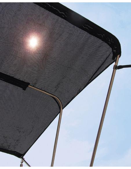 Ecrou hexagonal indéserrable ø 6 mm Inox 316 DIN 985 / ISO 10511