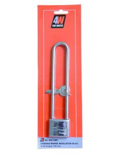Echelle en aluminium - 4 marches 110X35cm, 1550g