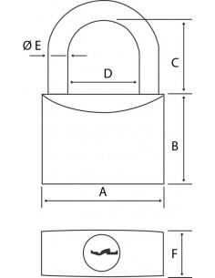 Treuil manuel 3 positions, capacité 1800lbs / 815kgs, embrayage simple , 5,1:1, acier