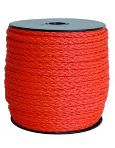 Cosse pour corde de for Ø8mm