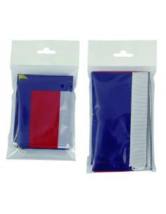 Chaussette pour pare-battage OCEAN L6 & H6, 23X76cm, compatible Polyform F3, épaisseur simple, pack de 2.