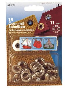 Cosse inox pour corde Ø3mm *4